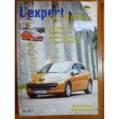 207 06- Revue Technique Peugeot