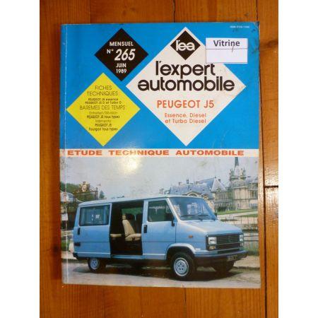 J5 C25 Revue Technique Citroen Peugeot