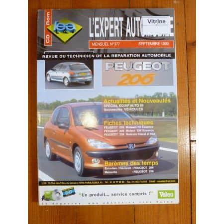 206 Revue Technique Peugeot