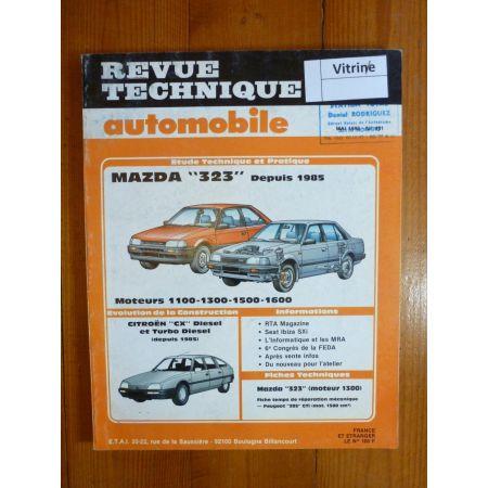 323 85- Revue Technique Mazda