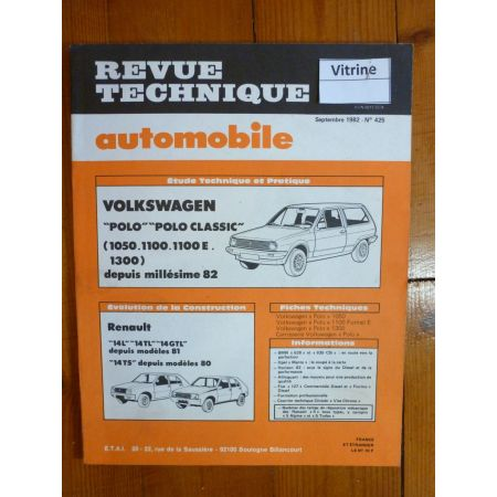Polo 82- Revue Technique Volkswagen