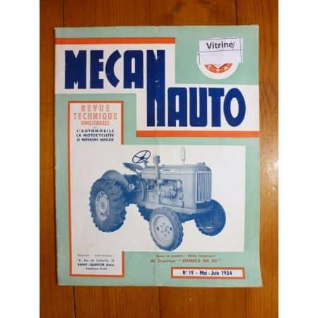 DA80 - MECANAUTO SOMECA