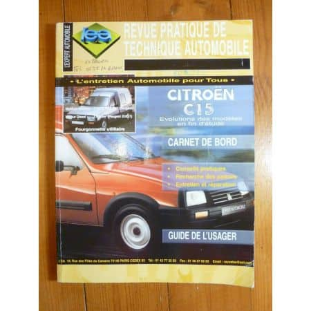 C15 Revue Technique Citroen