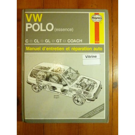 Polo. 81-90 Revue Technique Haynes Vlkswagen FR