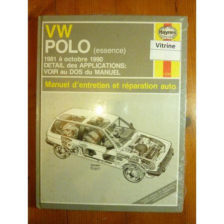 Polo. Ess81-90 Revue Technique Haynes Vlkswagen FR