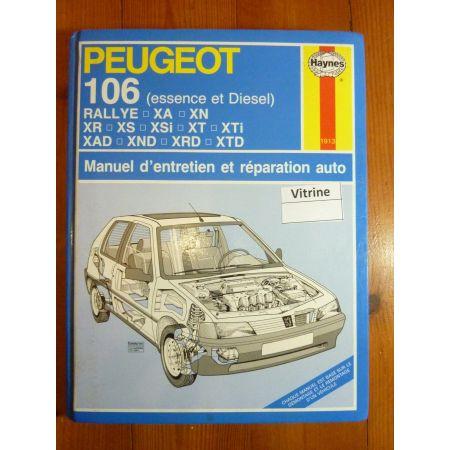 106 91-95 Revue Technique Haynes Peugeot FR