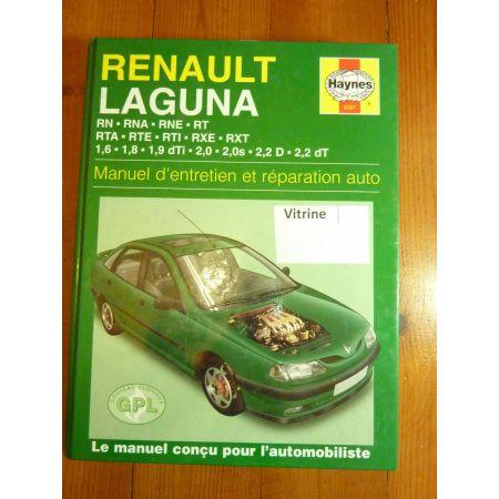 Laguna 93-99 Revue Technique Haynes Renault FR