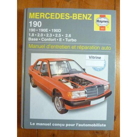 190 82-94 Revue Technique Haynes Mercedes FR