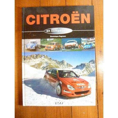 Citroën en compétition 1949-2003