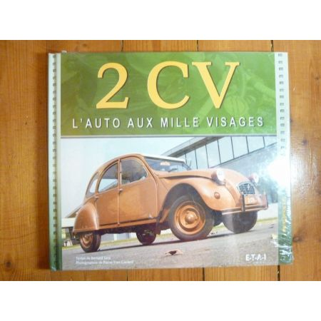 2CV Auto aux 1000 Visages