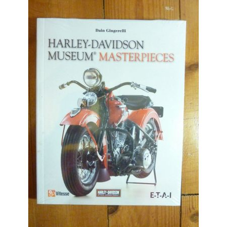 HARLEY-DAVIDSON Museum MasterPieces
