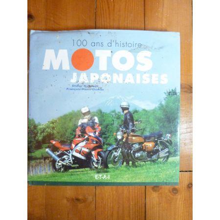 Motos Japonaises 100 ans d'histoire