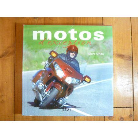 Motos d'exception depuis 1968