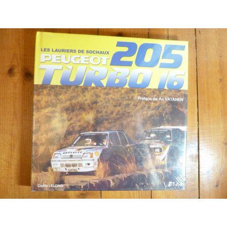 205 TURBO 16 : Les lauriers de Sochaux