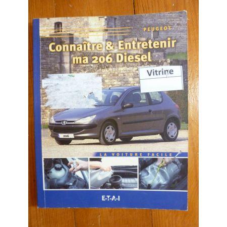 206 Diesel Revue Connaitre entretenir Peugeot