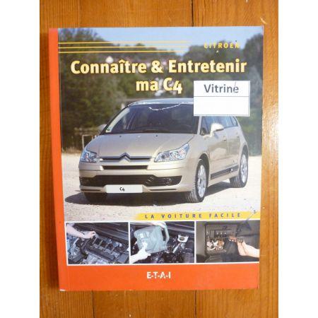 C4 Revue Connaitre entretenir Citroën