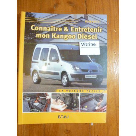 Kangoo Diesel Revue Connaitre entretenir Renault