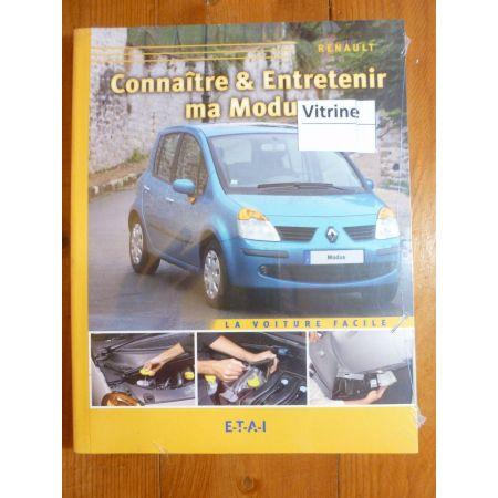 Modus Revue Connaitre entretenir Renault