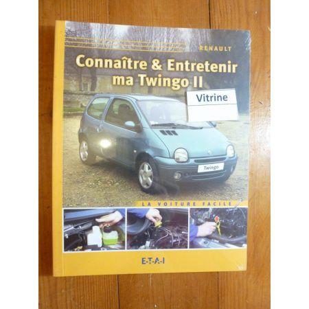 Twingo II Revue Connaitre entretenir Renault