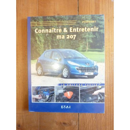 207 Revue Connaitre entretenir Peugeot