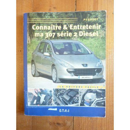 307 Ph. 2 Diesel Revue Connaitre entretenir Peugeot