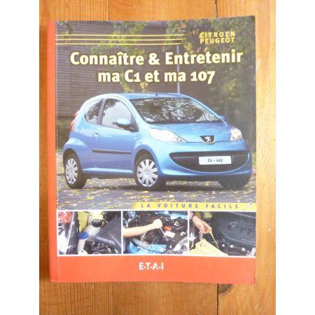 C1 107 Revue Connaitre entretenir Peugeot Citroen