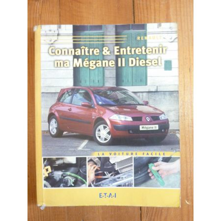 Megane II Diesel Revue Connaitre entretenir Renault