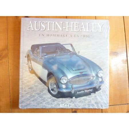 AUSTIN-HEALEY : Hommage à la BIG