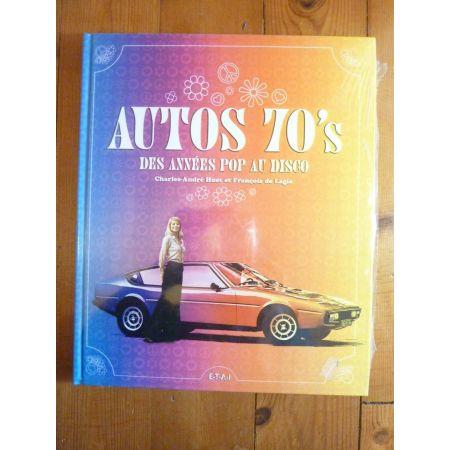 Autos 70s Livre