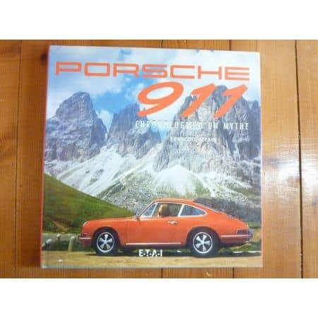 Porsche 911 Mythe Livre