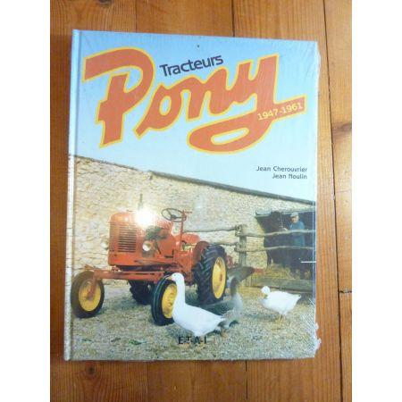 tracteurs PONY 1947-1961