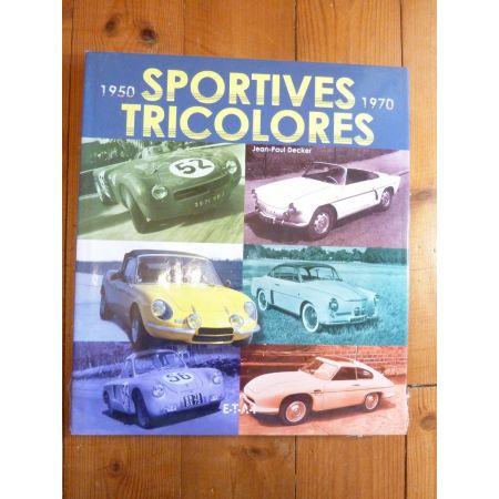 Sportives tricolores : 1950-1970