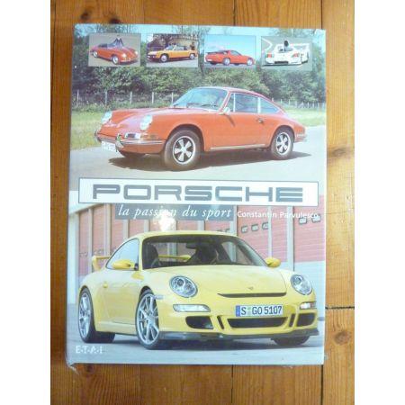 Porsche : Passion du sport Livre