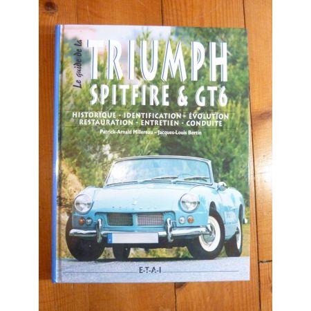 TRIUMPH : Spitfire et GT6 Livre