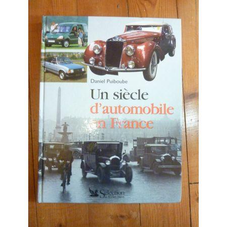 Un siècle d'autos FR