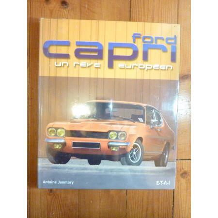 FORD CAPRI Livre