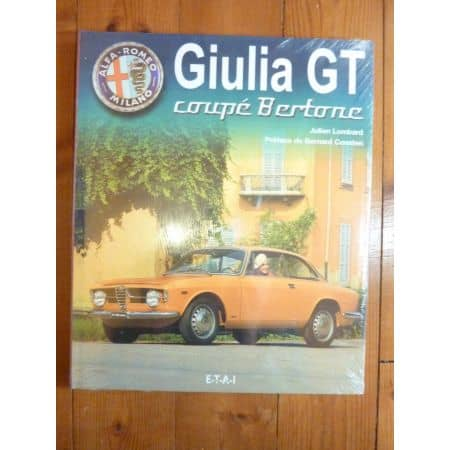 Giulia GT Livre