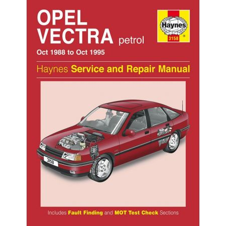Vectra Petrol 88-95 Revue technique Haynes OPEL VAUXHALL Anglais