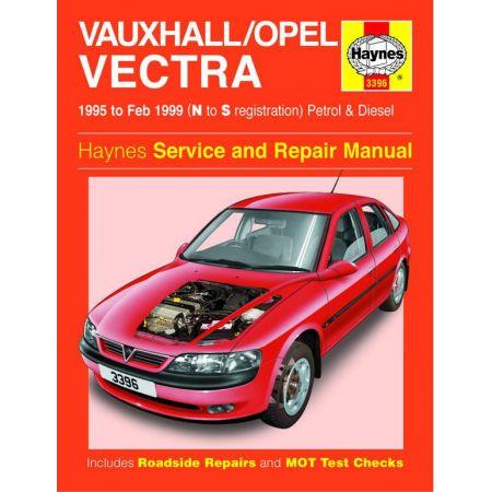 Vectra 95-99 Revue technique Haynes OPEL Anglais