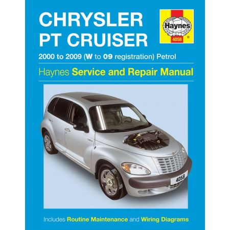 PT Cruiser Ess 00-09 Revue technique Haynes CHRYSLER Anglais