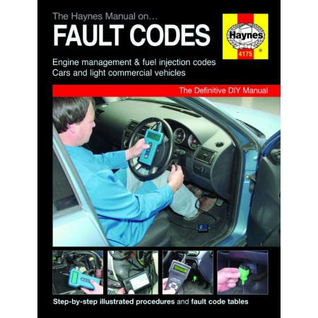 Manual on Fault Codes Revue technique Haynes Anglais