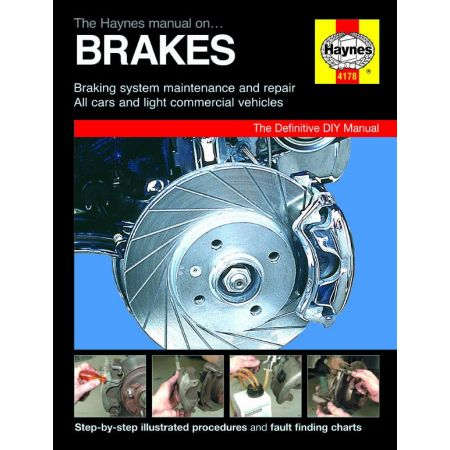 Manual on Brakes Revue technique Haynes Anglais