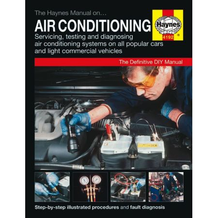 Manual on Air Conditioning Revue technique Haynes Anglais