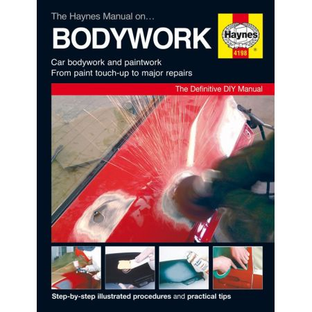 Manual on Bodywork Revue technique Haynes Anglais