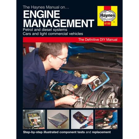 Manual of Engine Management Revue technique Haynes Anglais