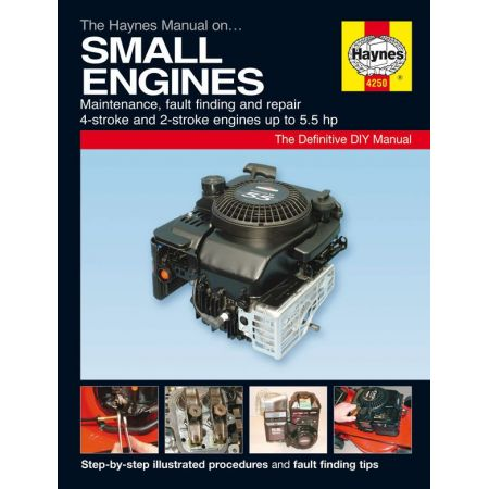 Small Engine Manual Revue technique Haynes Anglais