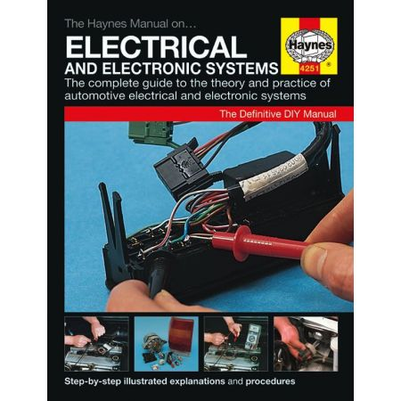 Car Electrical Systems Manual Revue technique Haynes Anglais