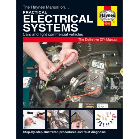 Practical Electrical Manual Revue technique Haynes Anglais