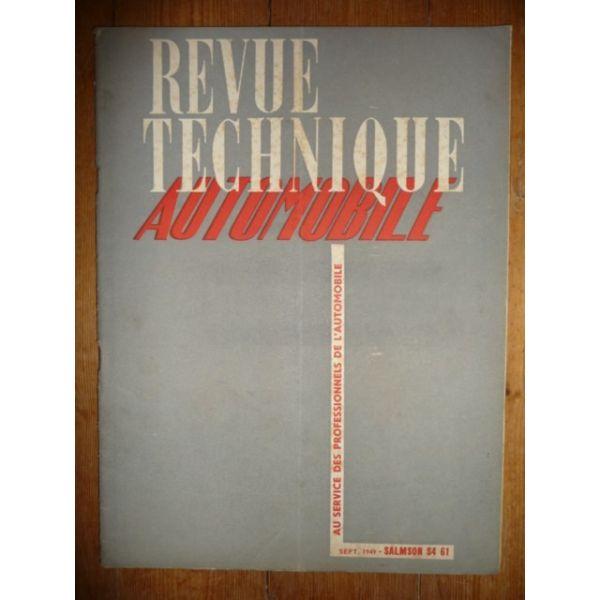 S4 61 Revue Technique Salmson
