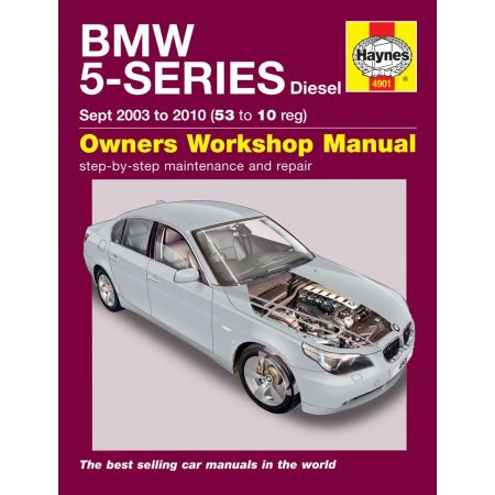 revue technique BMW 5 Series Diesel 09/2003-2010